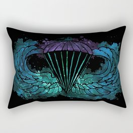 Airborne Wings Rectangular Pillow
