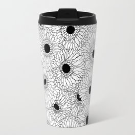 Gerbera flowers Travel Mug
