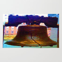 The Liberty Bell Rug