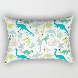Dinosaur fabric Rectangular Pillow