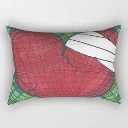 He Heals the Brokenhearted (Psalms 147:3) Rectangular Pillow