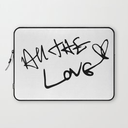 Harry Styles - All the Love Laptop Sleeve