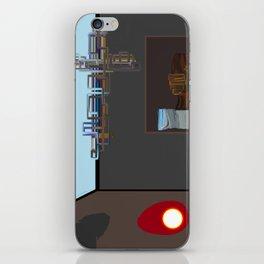 Easter instalation iPhone Skin