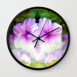 Growth and movement, or especially when you're not looking, 2. Wall Clock