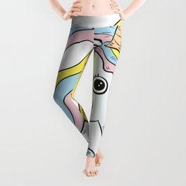 UNICORN - I BELIEVE T-SHIRT Leggings