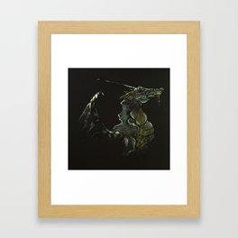 Illuminated Framed Art Print