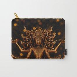 Tibetan Buddha 1 Carry-All Pouch