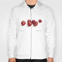 Red Plums Hoody