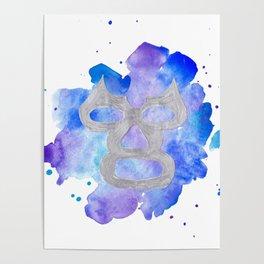 Mexico - Lucha Libre Mask Poster
