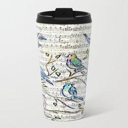 Songbirds Travel Mug
