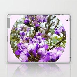 Mountain Laurel Window Laptop & iPad Skin