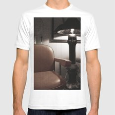 Beauty Shop 3 Mens Fitted Tee White MEDIUM