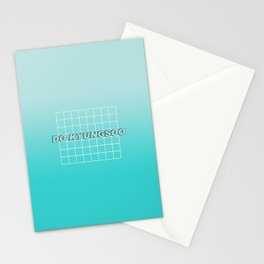 KYUNGSOO 2 Stationery Cards