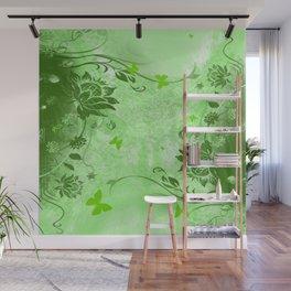 Herbal Wall Mural