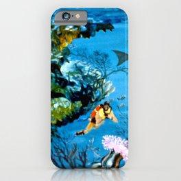 Ocean Beauty       by Kay Lipton iPhone Case