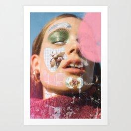 Like the Secrets You Hide Art Print