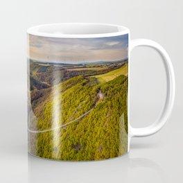 Autumn panorama Coffee Mug