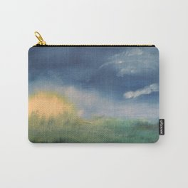SunnySide Up - Abstract Nature Carry-All Pouch