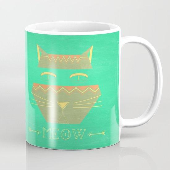 almost in cognito meow Mug