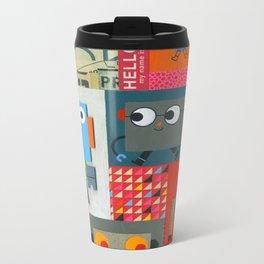 FIXIT BOTS Metal Travel Mug