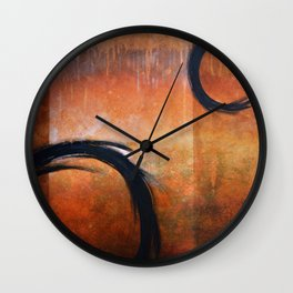 Sonoran Quest Wall Clock