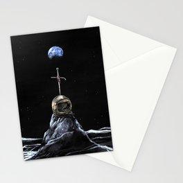 in memoriam. Luna_ Stationery Cards