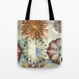Autogenic Form Flowers  ID:16165-150817-31621 Tote Bag