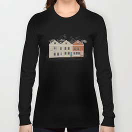 Lombard St. Portsmouth Long Sleeve T-shirt
