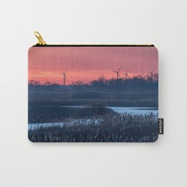 Long Point Sunsets Carry-All Pouch