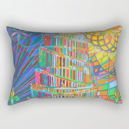 Tower of Babel - 2013 Rectangular Pillow