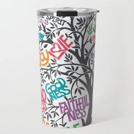 Fruit Of The Spirit (Full Color) Travel Mug