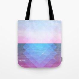 Sea Diamonds Tote Bag