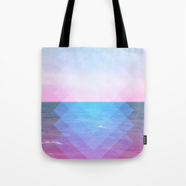 Sea Diamonds Tote Bag