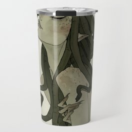 The Gorgon Travel Mug