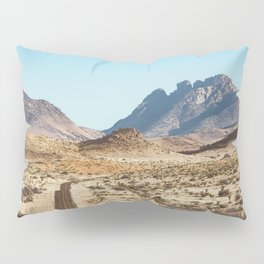 The Lost Highway III Pillow Sham