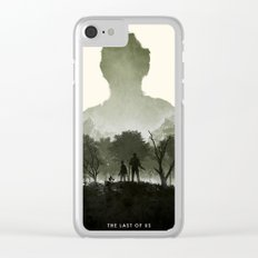 The Last Of Us (II) Clear iPhone Case