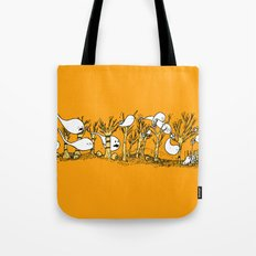 Ghost houses  Tote Bag