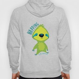 Napping Sloth Hoody