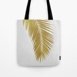 Palm Leaf Gold I Tote Bag
