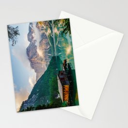 The Place To Be III Stationery Cards