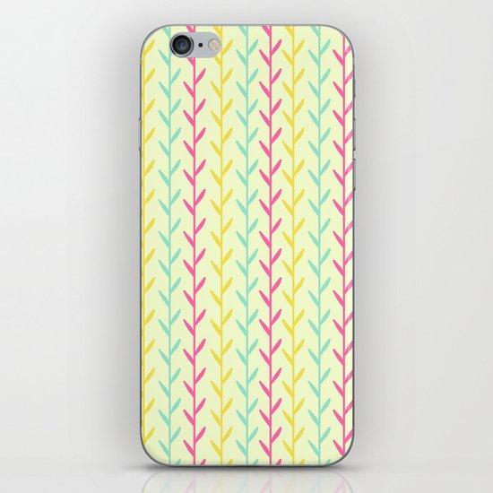 Pretty as a fern  iPhone & iPod Skin