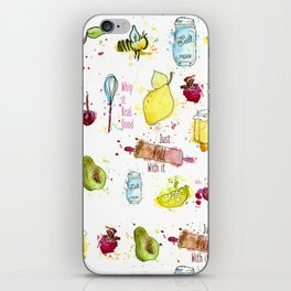 Grandma's Kitchen iPhone Skin