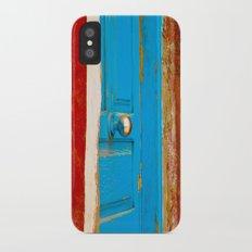 Door Slim Case iPhone X
