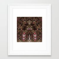 africa Framed Art Prints featuring AFRICA  by SaRai