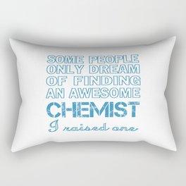 CHEMIST'S DAD Rectangular Pillow