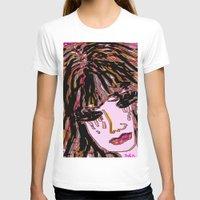 doll T-shirts featuring doll by sladja