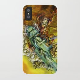 Every Missile Explodes iPhone Case