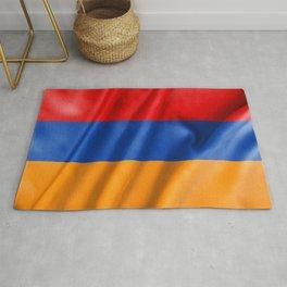 Armenia Flag Rug
