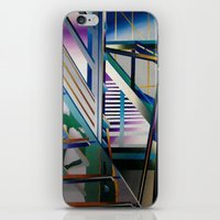 architecture iPhone & iPod Skins featuring Architecture by Paris Martin