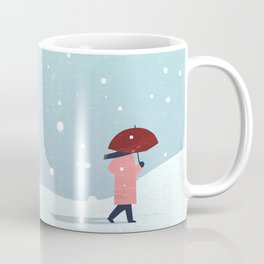 Hamburg winter Coffee Mug
